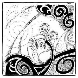 Tangles und Doodles
