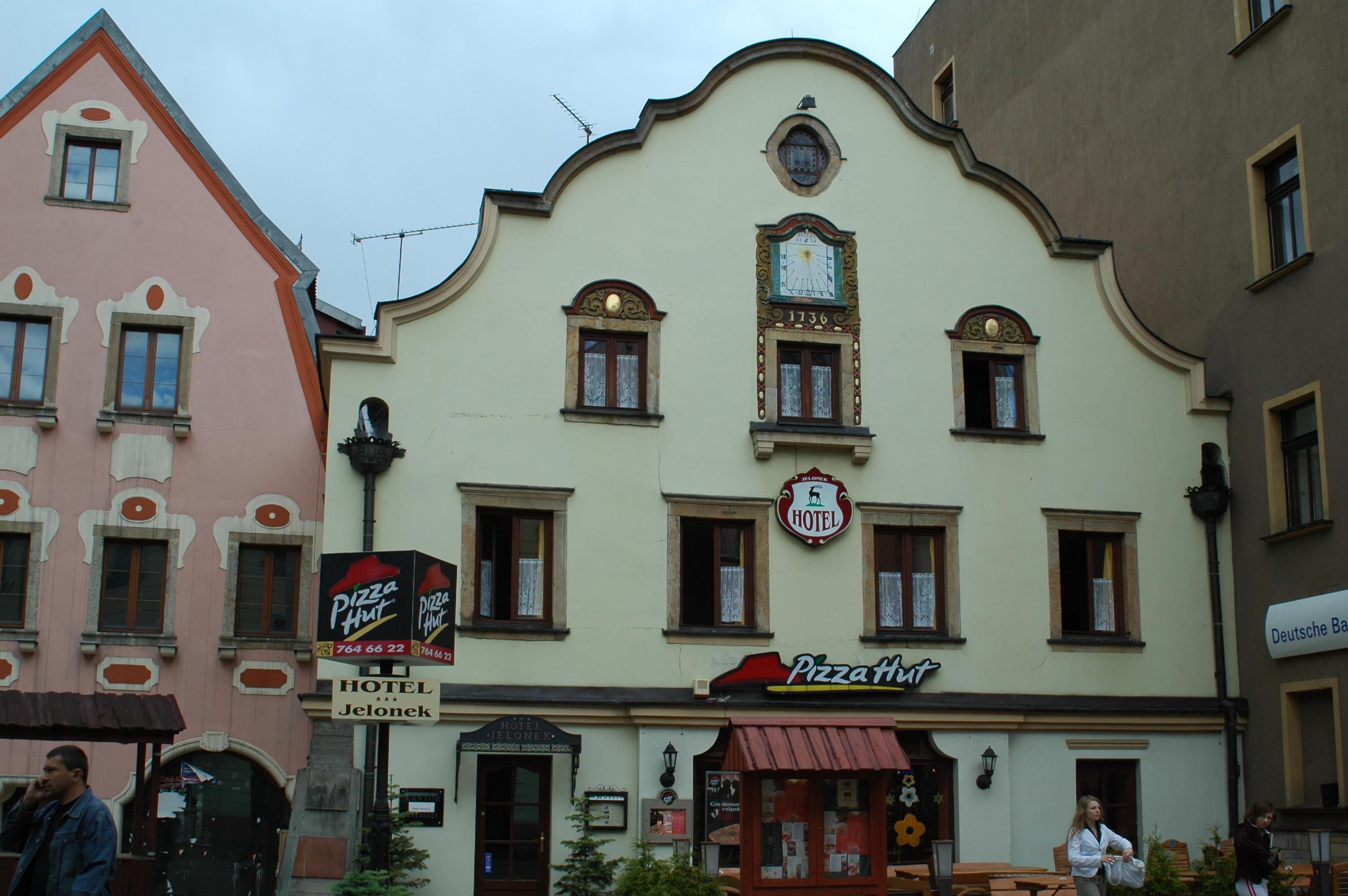Jelenia Gora - Hotel Jelonek