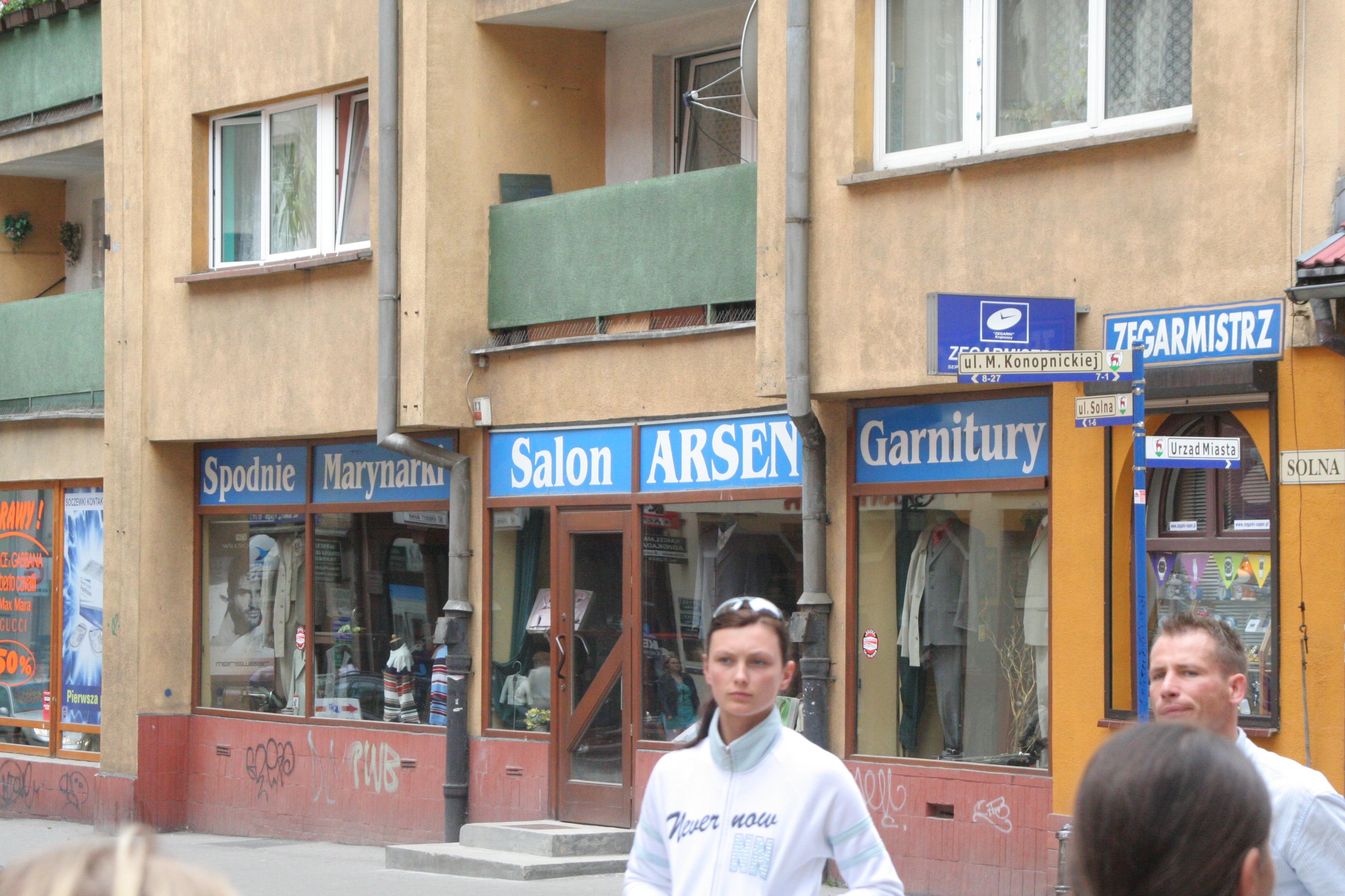 Jelenia Gora - Arsen