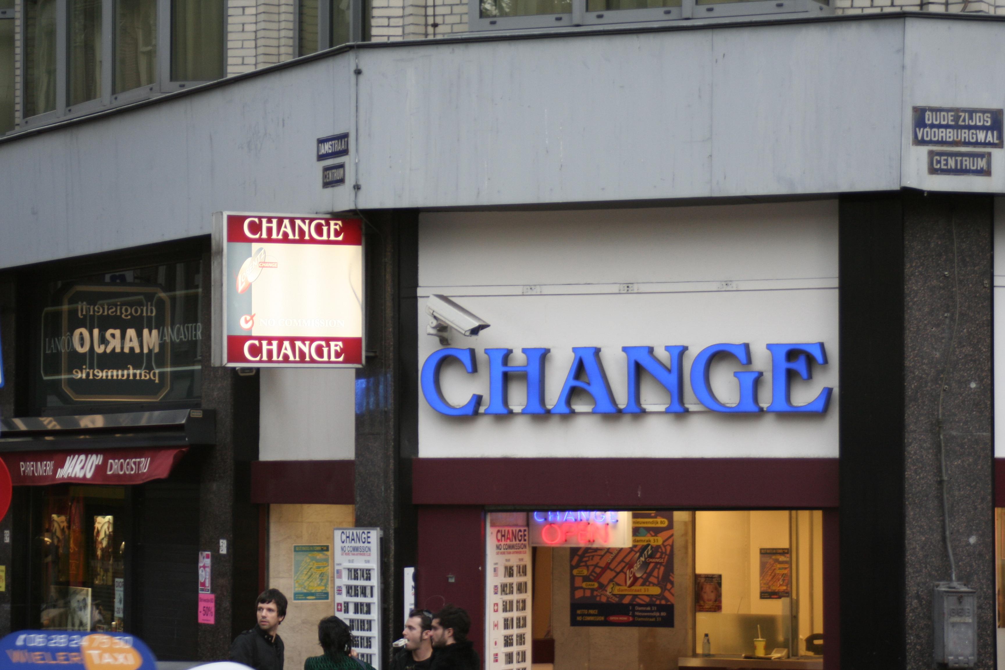 Amsterdam-Change
