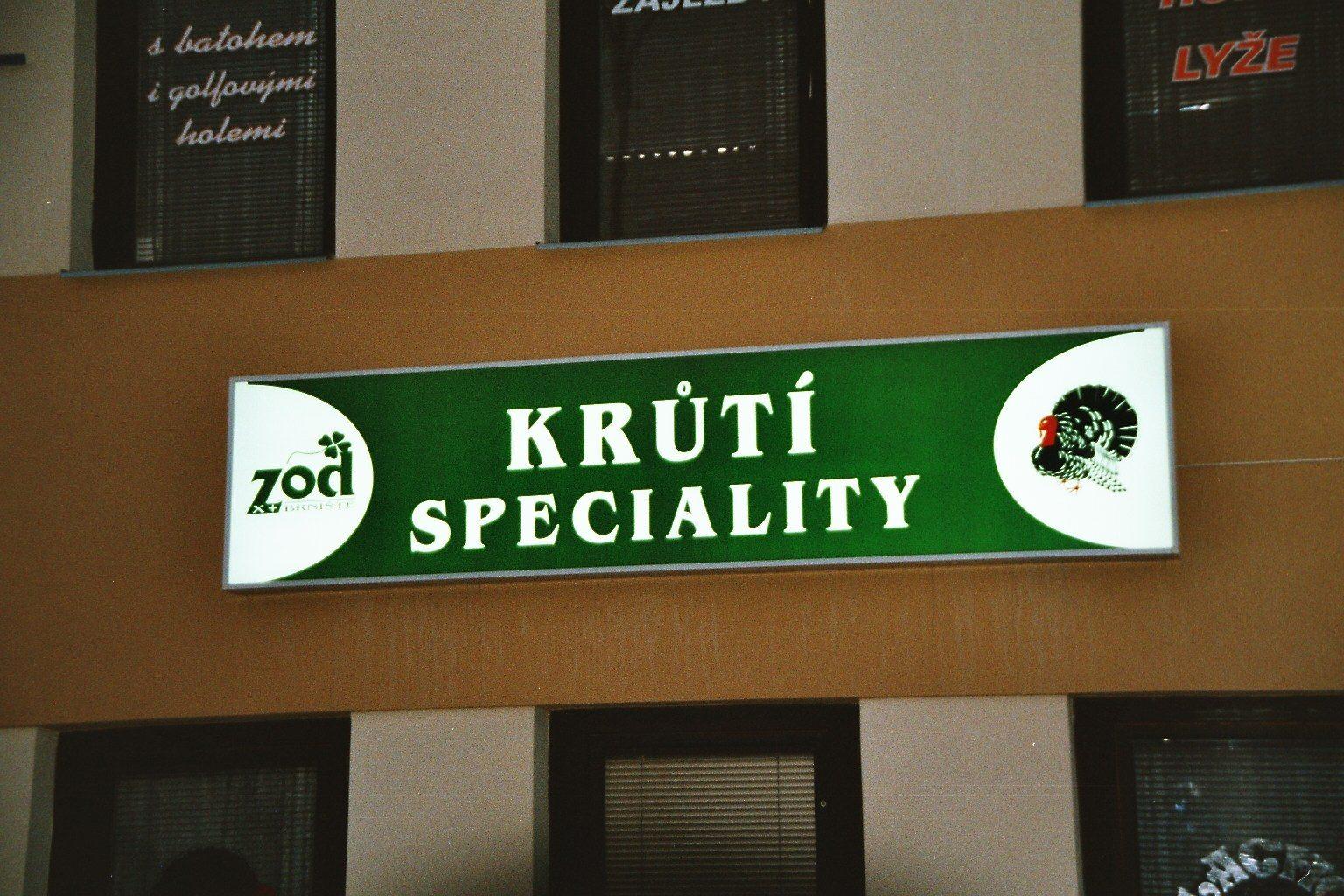 Novy Bor - Kruti