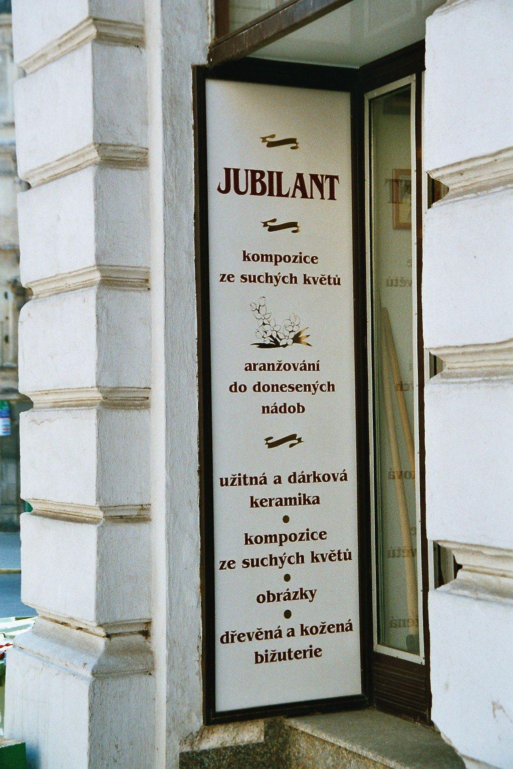Novy Bor - Jubilant