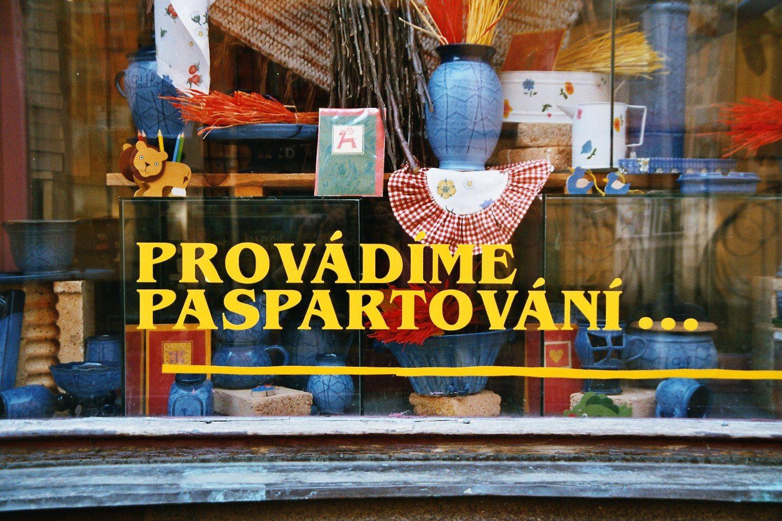 Novy Bor - Provadime