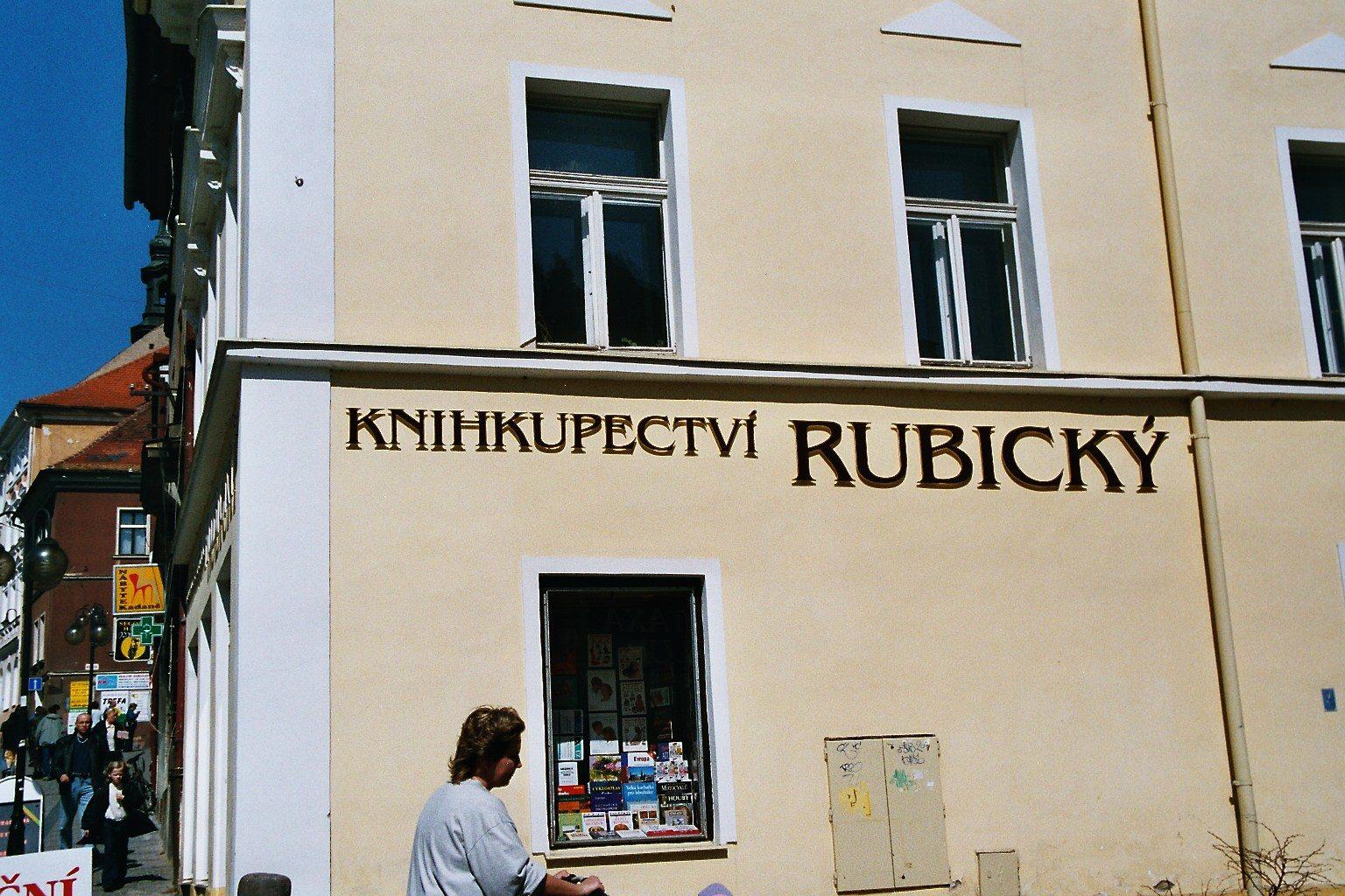 Ceska Lipa - Rubicky