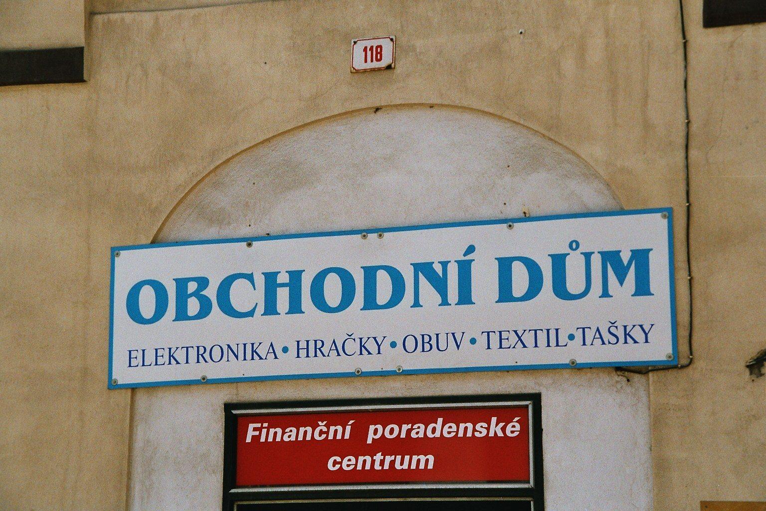 Novy Bor - Dum