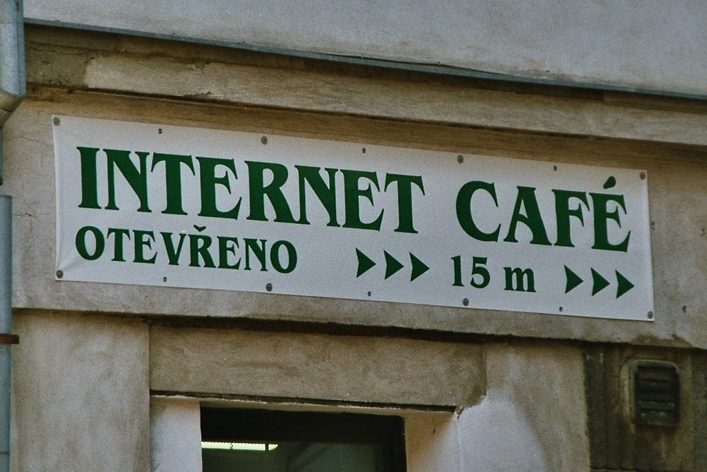 Novy Bor - Internet