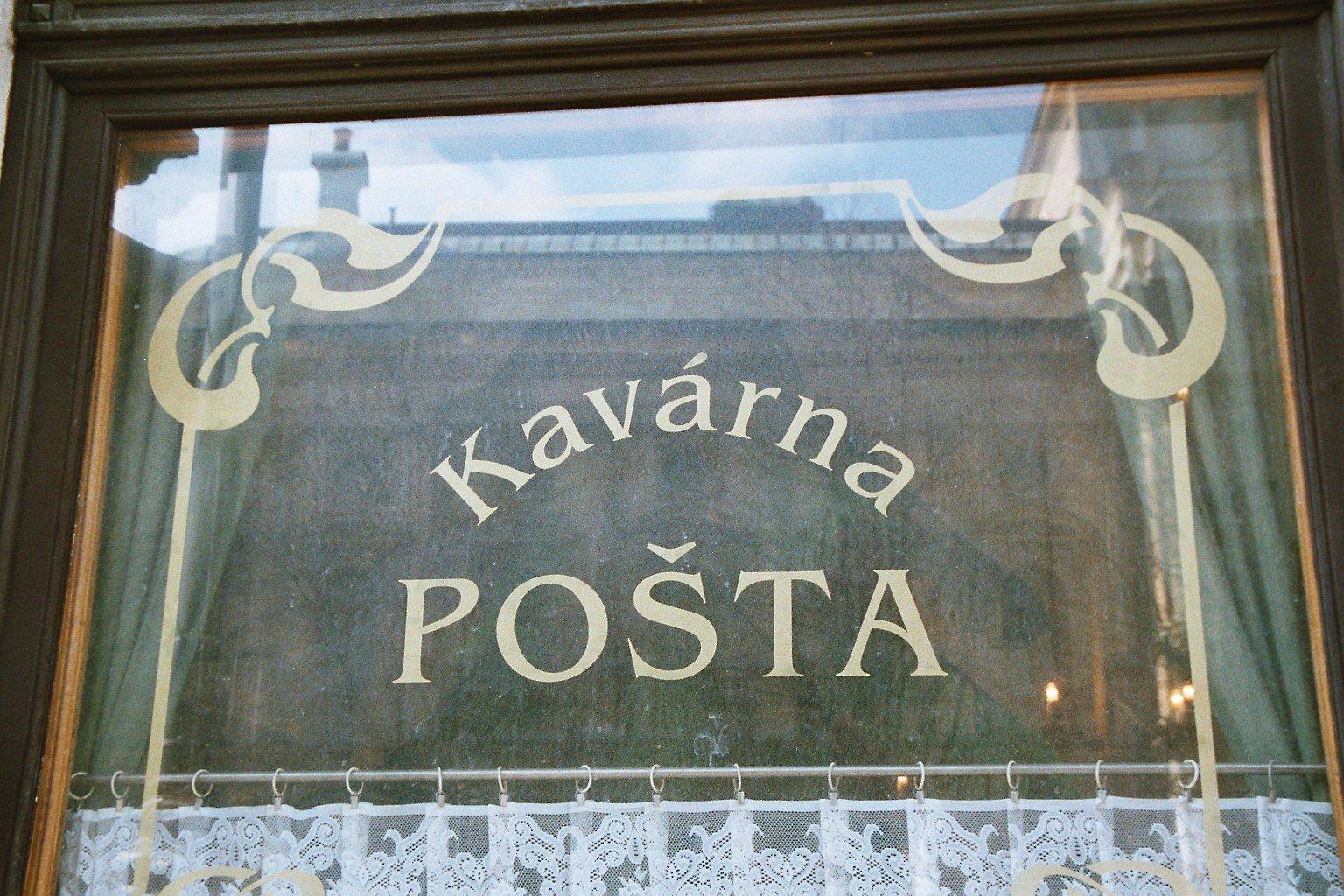 Ceska Lipa - Posta