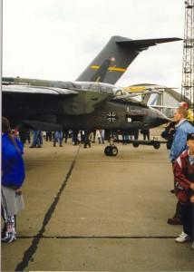 Tornado rechtshinten ILA982